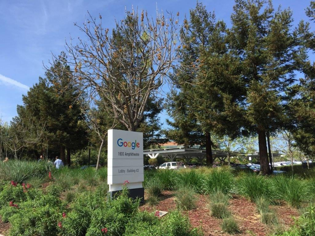 Google Headquarters, Mountain View, California, U.S