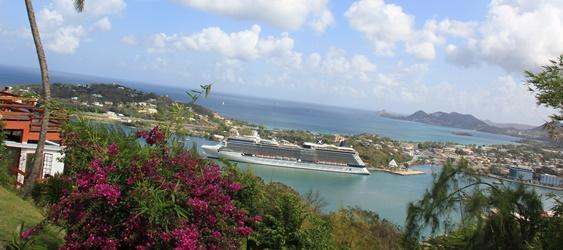 Kreuzfahrten Seereise Schiff Karibik