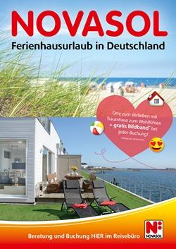 Ferienhaus Deutschland buchen