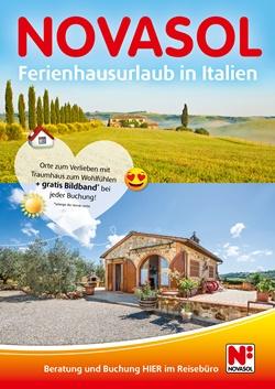 Novasol Ferienhaus Italien buchen